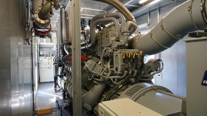 Mit großen Schritten in die Zukunft – unser neuer Motor