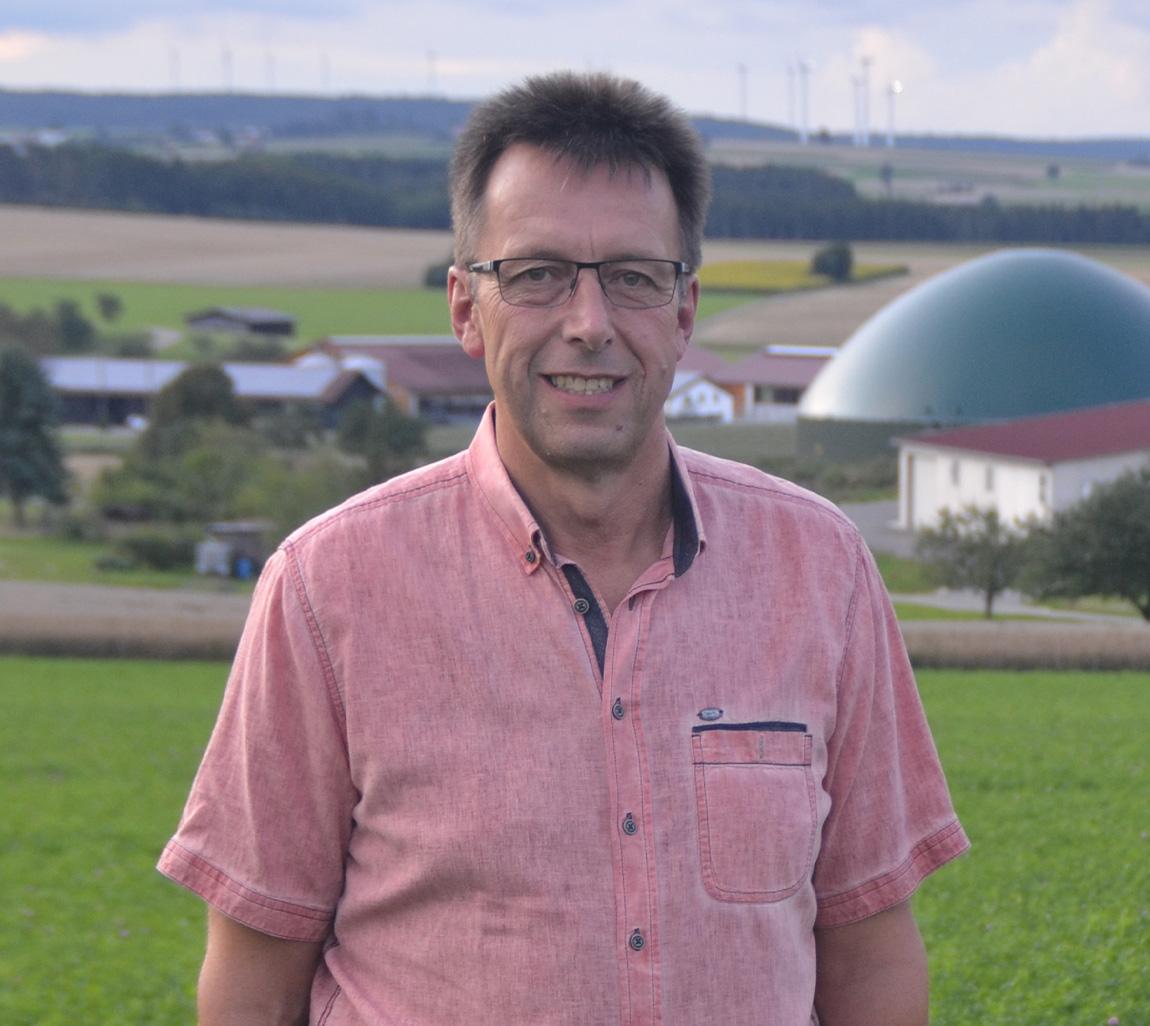 Energiegenossenschaft Gussenstadt eG – Heinz-Georg Jäger