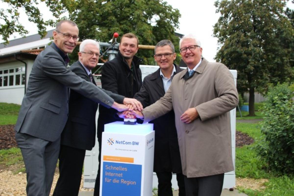 Energiegenossenschaft Gussenstadt eG – Aktuelles Glasfaser NetCom BW