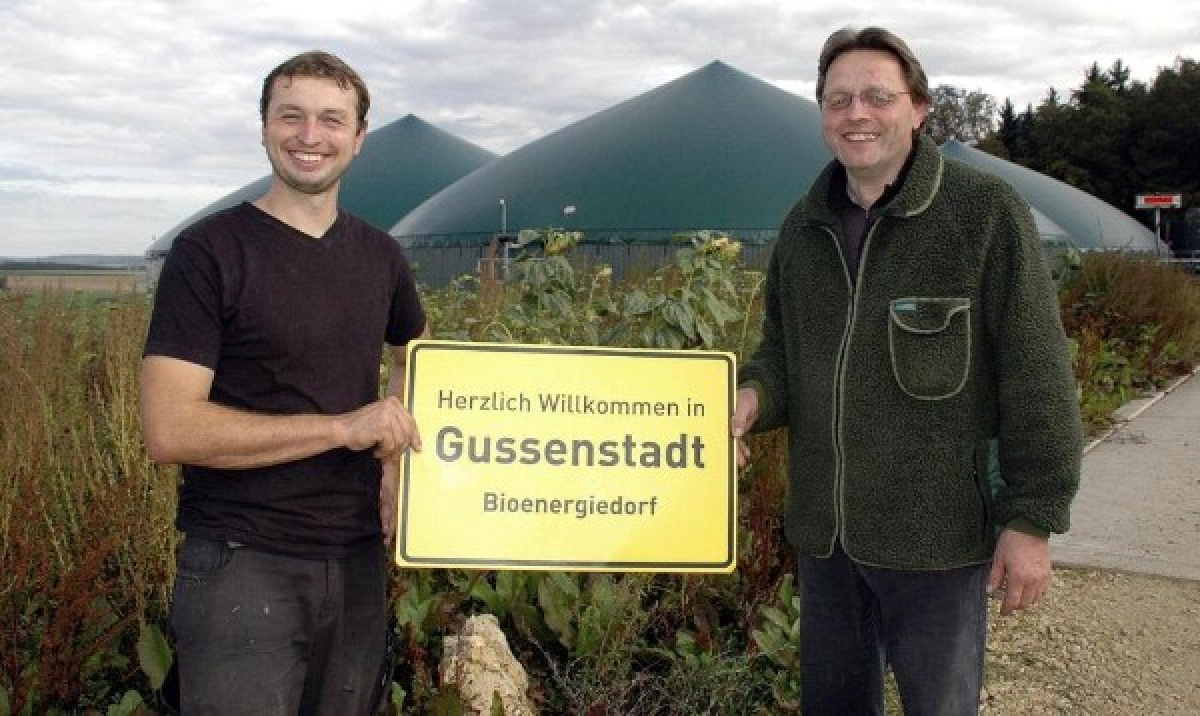 Energiegenossenschaft Gussenstadt eG – Herzlich Willkommen