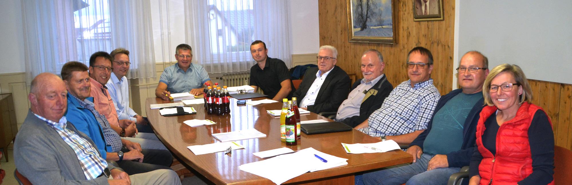 Energiegenossenschaft Gussenstadt eG – Aufsichtsrat