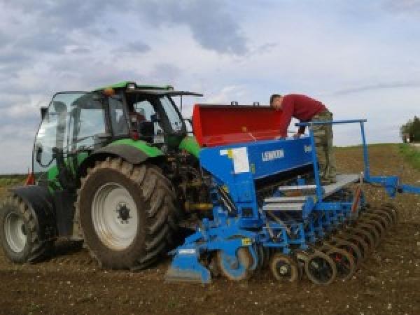 Energiegenossenschaft Gussenstadt eG – Neue Pflanze für Biogas
